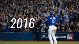 The Toronto Blue Jays - 2016 Full Season Highlights - Blue Jays Boys of Summer