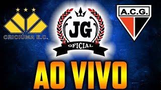 🔴 Criciúma x Atlético Goianiense BRASILEIRÃO 2018 AO VIVO [CanalJGEsportes]