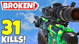 THE NEW LOCUS SNIPER IS BROKEN IN CALL OF DUTY MOBILE BATTLE ROYALE!