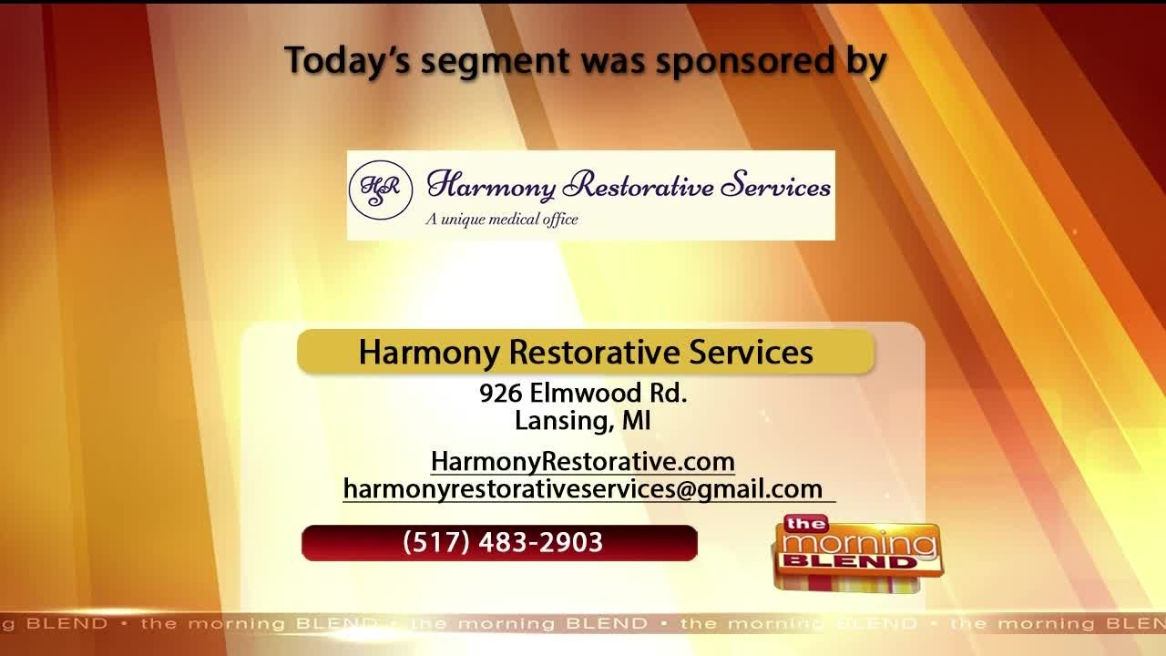 The Morning Blend with Harmony Restorative Services 10/7/20