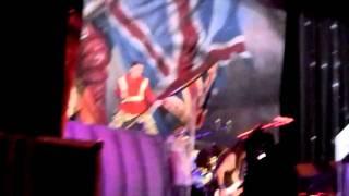 Iron Maiden Flight 666 Belem 1080p 07) The Trooper