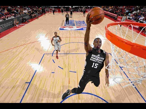 Full Highlights: Brooklyn Nets vs Atlanta Hawks, MGM Resorts NBA Summer League | July 7