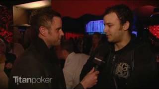 Sorel Mizzi at ECPokertour Barcelona 2010 - DAY 1 VIDEO 9