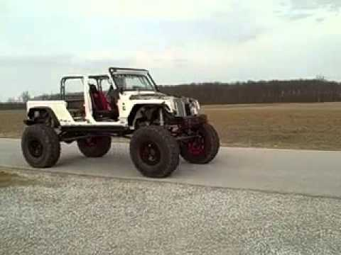 Project Rattletrap Jeep Jk With Mins Twin Turbo By Mbrp Part 4