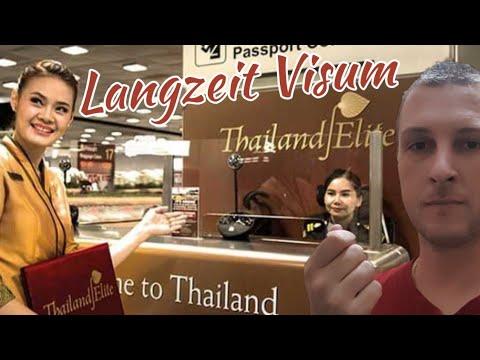 Thai ELITE VISUM - Die Lösung Um In Thailand Leben Zu Können?