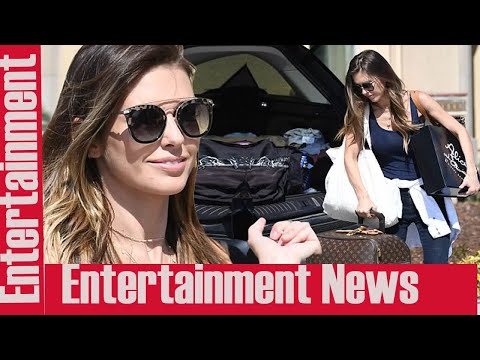 Audrina Patridge moves home after paying ex $35k to leave || Shocking