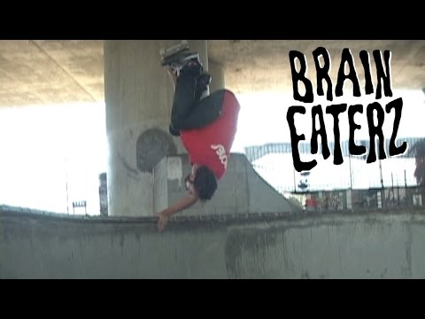 "Brain Eaterz ""Washington Files"" Video"