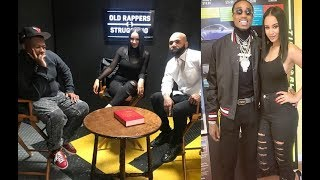 Migos Show off the Lookalike Cast they will be using for the Joe Budden Diss Video. HILARIOUS! thumbnail