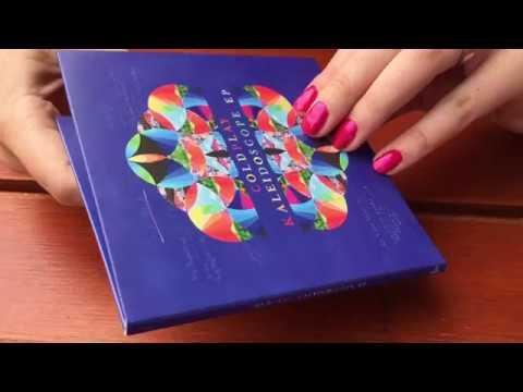 Download Coldplay Kaleidoscope EP unboxing