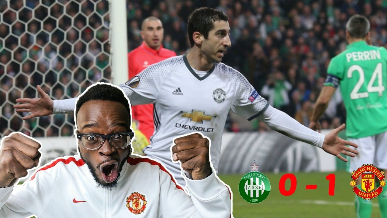 Download St Etienne vs Manchester United 0-1 Europa League Highlights & All Goals 2017 Reaction
