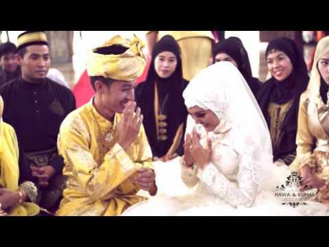 muslim wedding พิธีนิกะห์ ( wedding Wa Mas Abdulbut)