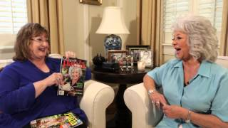 EXCLUSIVE One-on-One Interview with Paula Deen - Part 1