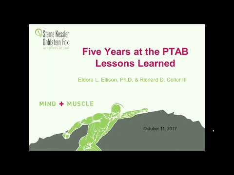 5 Years at the PTAB: Lessons Learned and Best Practices Adopted