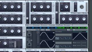fl studio 10 tutorial how to make ya ya sound in fl studio using ni massive