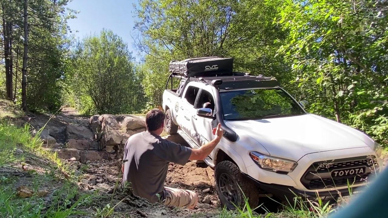 Chute Lake Rock Crawl