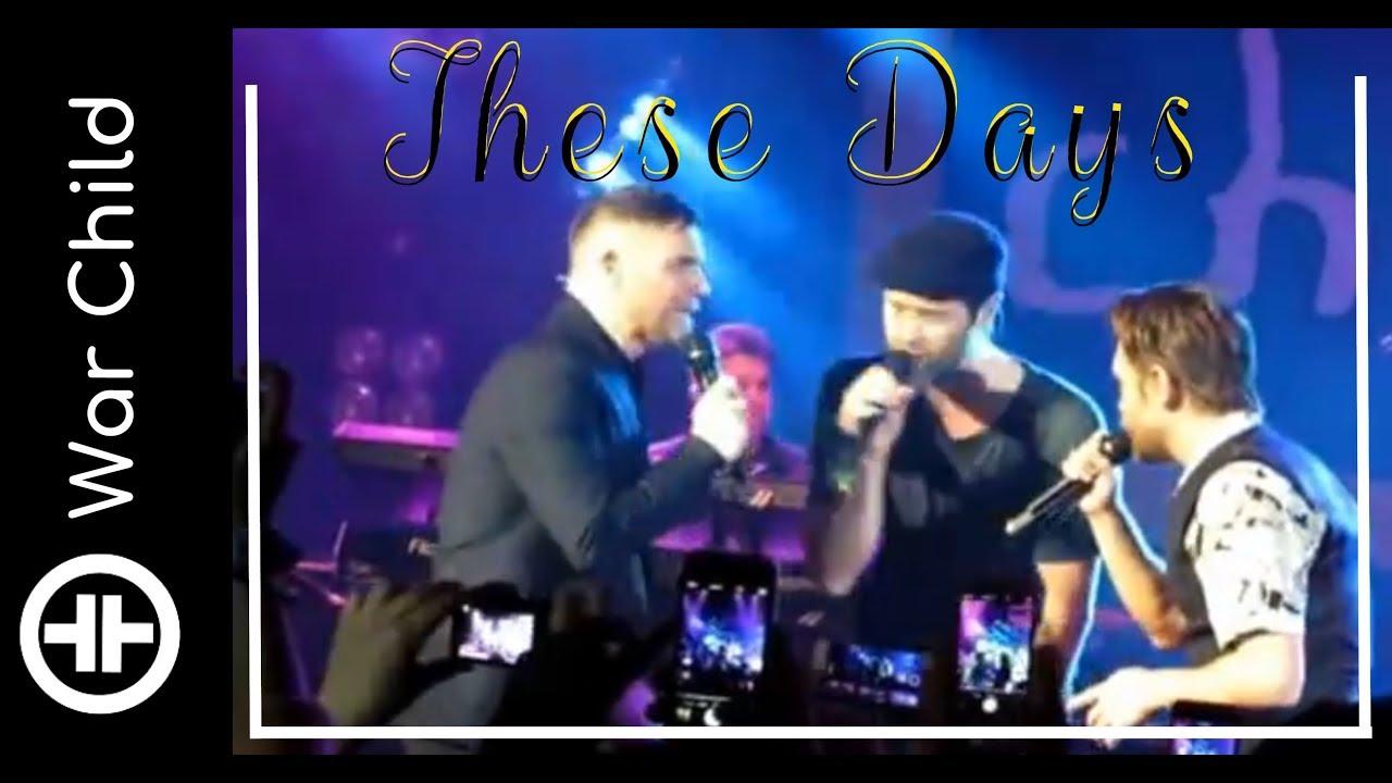 These Days - Take That - YouTube