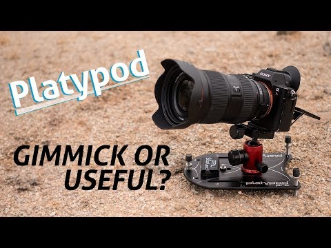 Platypod Review - Gimmick or Useful Tripod Alternative for $99