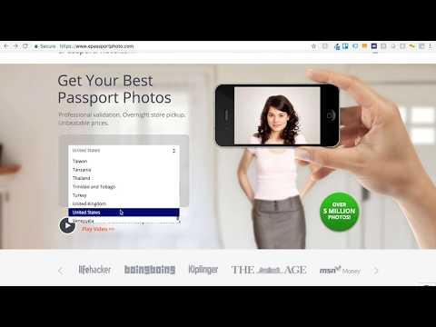 EPassportPhoto.com Review
