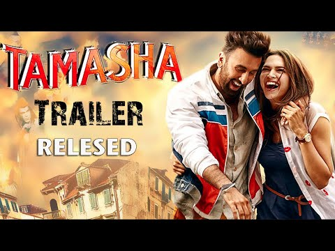 Tamasha Trailer OUT l Deepika, Ranbir's Cracking Chemistry Is Back !