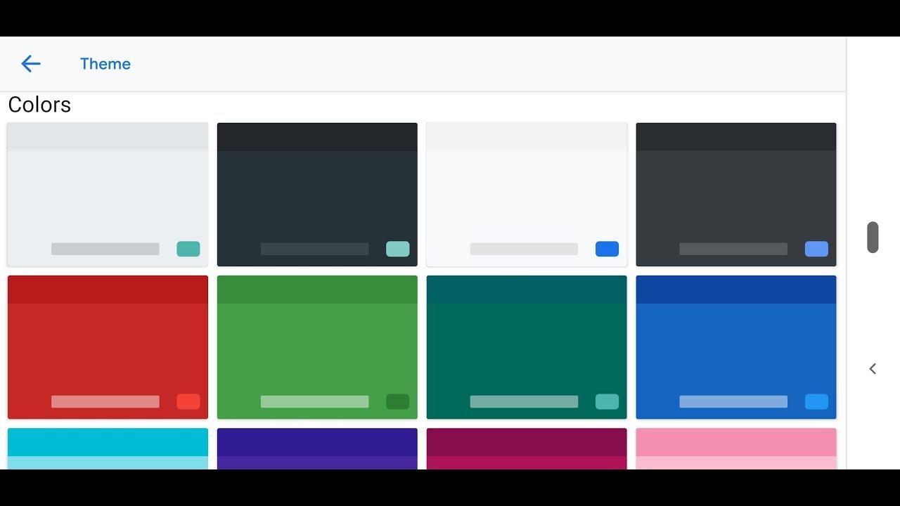 How To Change Keyboard Theme On GBoard - Google's Keyboard