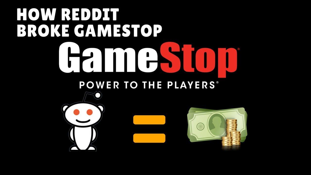 How Reddit Broke Gamestop And Who S In The Wrong N4g