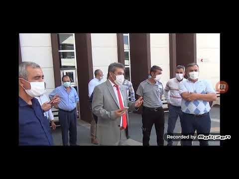 Muhtarlar sağlık çalışanlarına yönelik yapılan saldırıyı kınadı