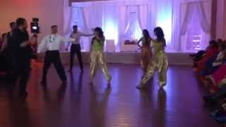 Tu ne Mari entry dance, wedding dance