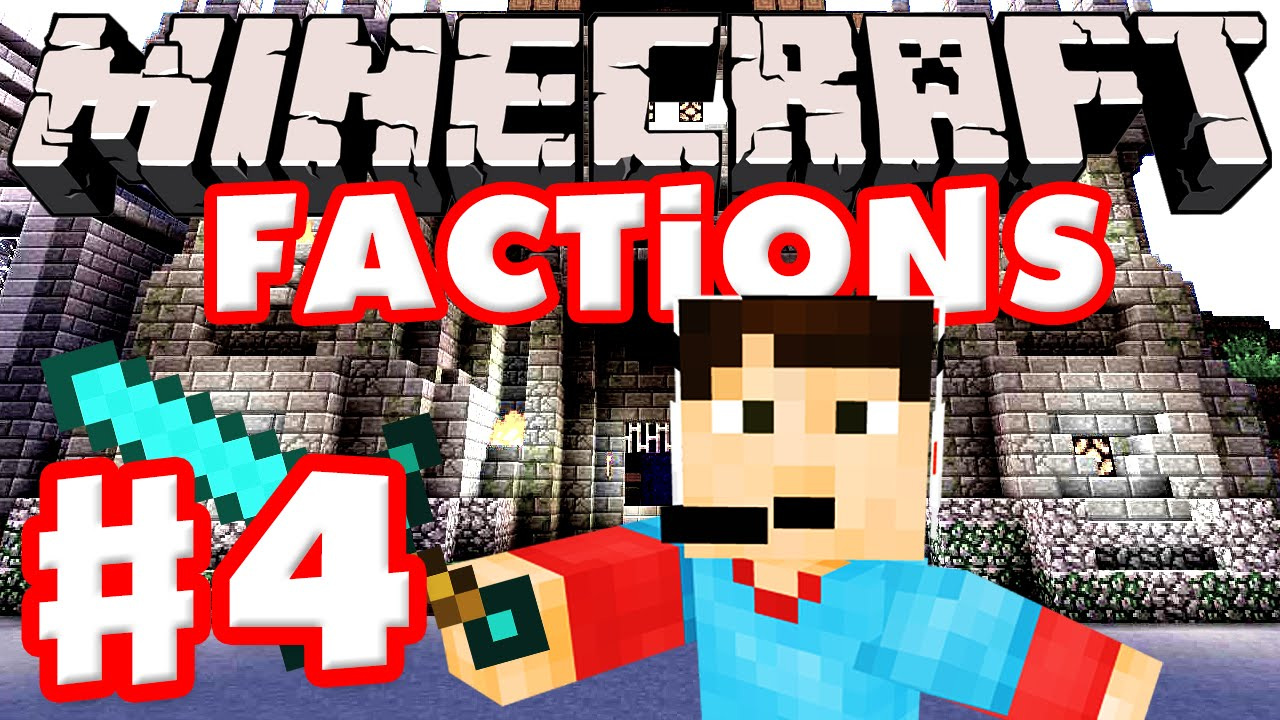 Minecraft Factions Part 4 - Mac Joins! (Scottland Studios Public Minecraft  Factions Server)