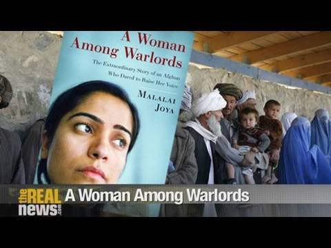 Malalai Joya: All foreign troops should get out of Afghanistan now