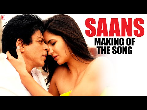 Making of the song - Saans - Jab Tak Hai Jaan Travel Video