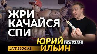 НАБОР МАССЫ : ПРОГРАММА ТРЕНИРОВОК : БИЦЕПС : ТРИЦЕПС : блог Юрия Ильина №3