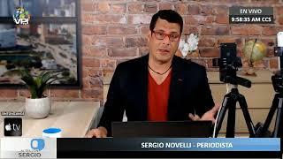 EN VIVO - Al Día con Sergio Novelli - Miércoles 15 de Enero