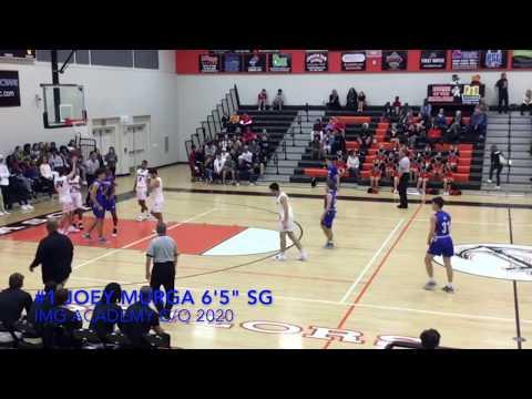 Joey Murga vs Sarasota High School (16 pts, 7 reb, 4 ast)