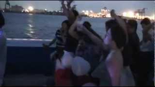 HAPPY SPACE -Tokyo Bay Cruise 2012-  DJ RYO-ICHI PLAY TIME pt2