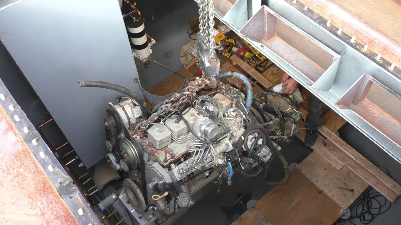 Building an Engine Room