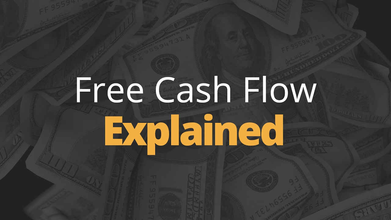 free cash flow and pinkerton Free cash flow, often abbreviate fcf, is an efficiency and liquidity ratio that calculates the how much more cash a company generates than it uses to run and expand the business by.