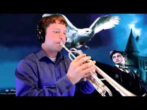 "Hedwig's Theme (from ""Harry Potter and The Sorcerer's Stone"") Trumpet Cover"
