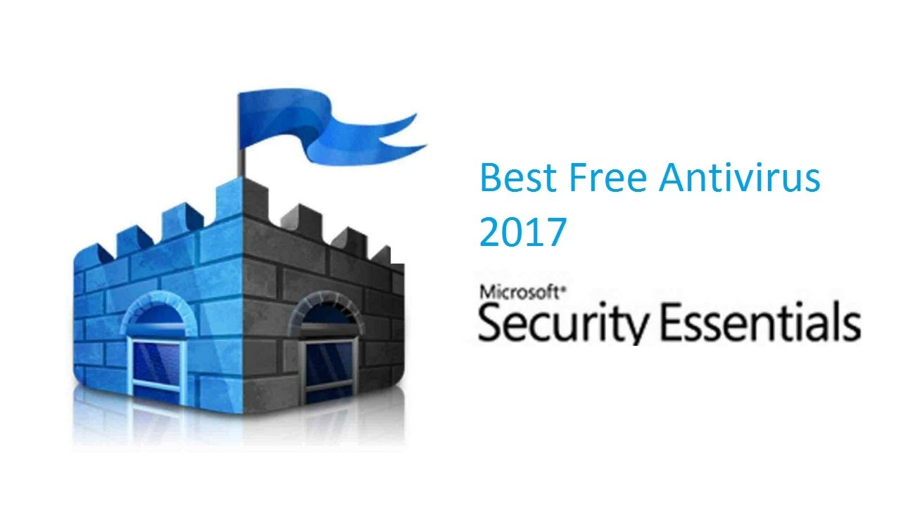Best Free Antivirus 2017 For Windows Low End Computers Youtube
