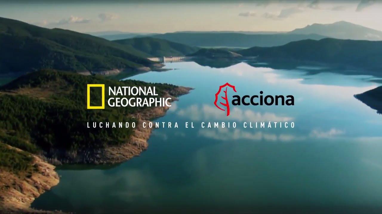 ACCIONA se alía con National Geographic para impulsar la lucha contra el cambio climático