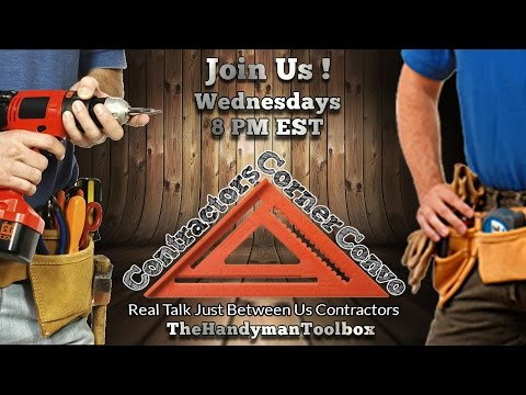 Contractors Corner Convo: Real Talk Just Between Us Contractors