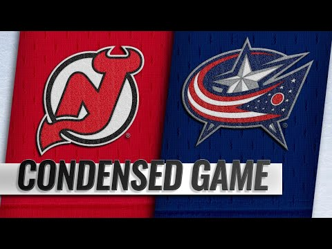 01/15/19 Condensed Game: Devils @ Blue Jackets