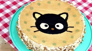 How to Make a Chococat Cake!
