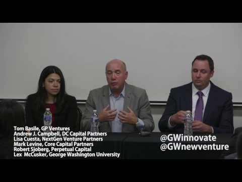 Angel, VC, and PE Investors Workshop - 10.18.16