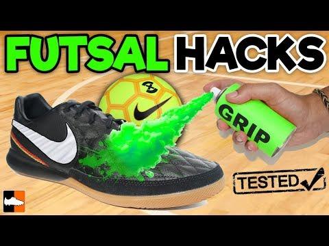 Ultimate Football Shoe Hacks! ⚽ Best Futsal Tips & Tricks