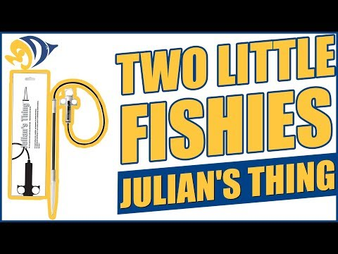 Two Little Fishies Julian's Thing Product Demo