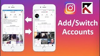 How To Add Or Switch Between Multiple Instagram Accounts iPhone