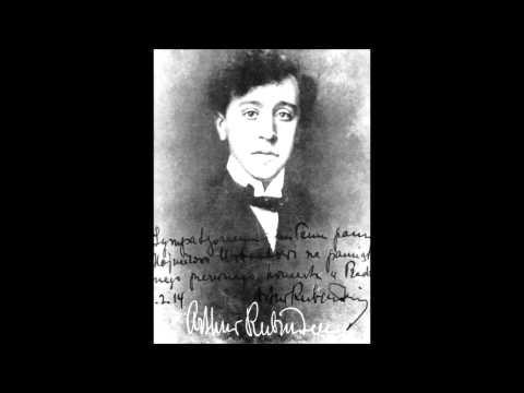 Liszt Liebestraum No 3 Arthur Rubinstein