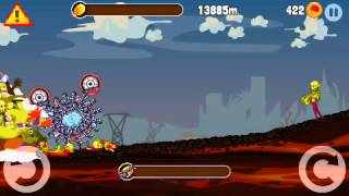 Zombie Road Trip #Unlimited Money Gameplay