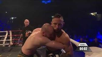 Legends Collide Uroš Jurišič vs Shota Gvasalia -77kg