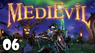 Zabawa z dyniami #6 MediEvil PS4 | PL | Gameplay | Zagrajmy w